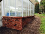 Greenhouse finally finished