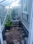 Remodeling the greenhouse, 1