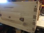 Flow hive: pretty woodworking