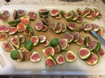 Figs: on the drying rack